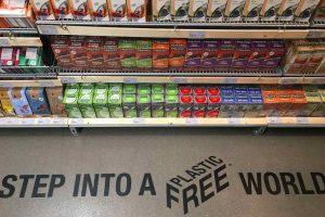 Vota e vinci Expo: il primo supermercato senza plastica